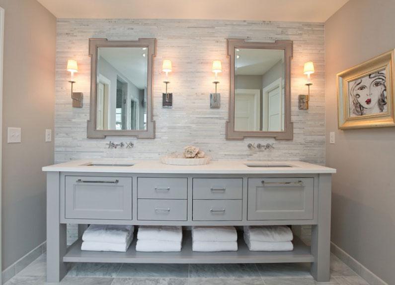Какви мебели да използваме за банята?