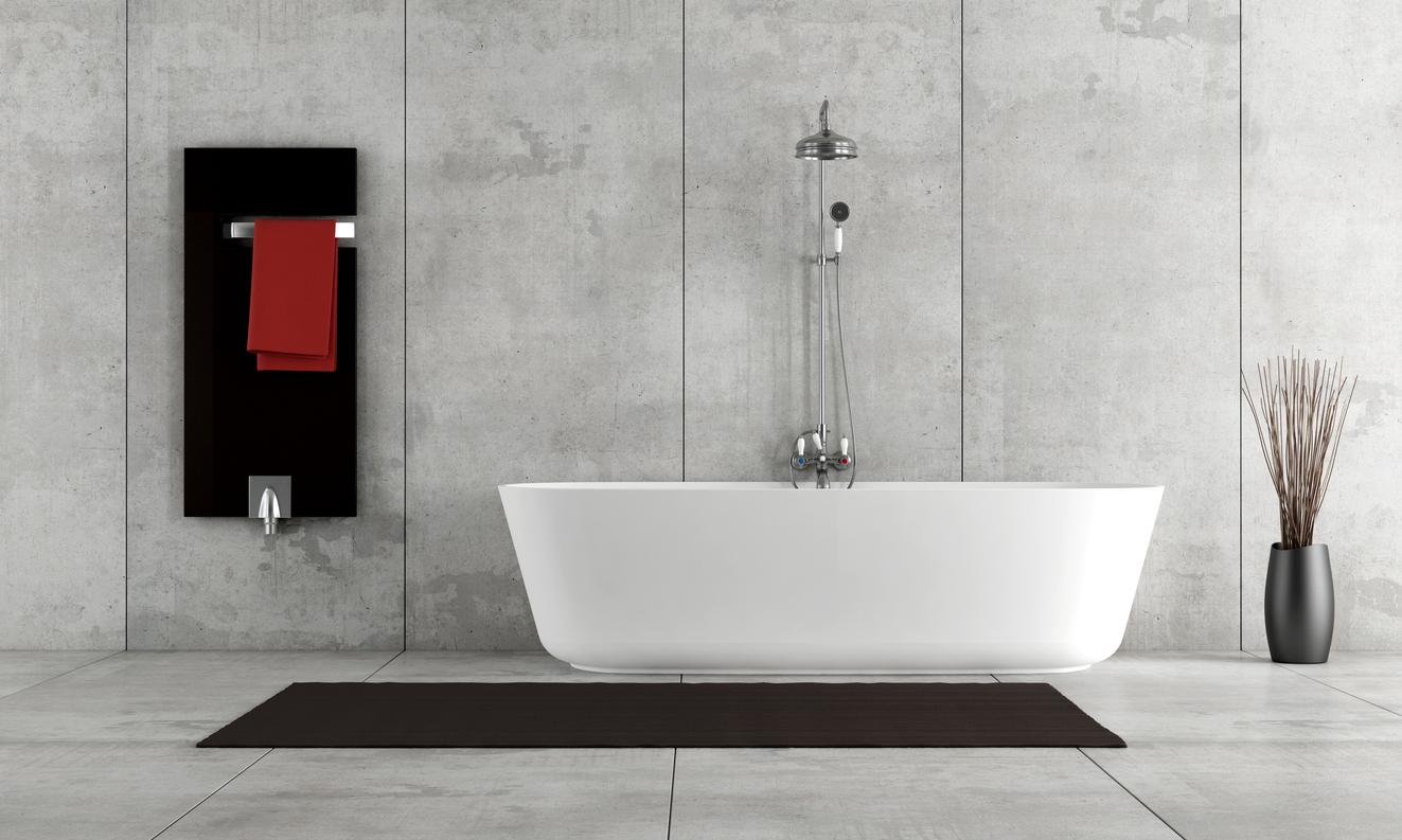 Стенни панели за баня - какво представляват