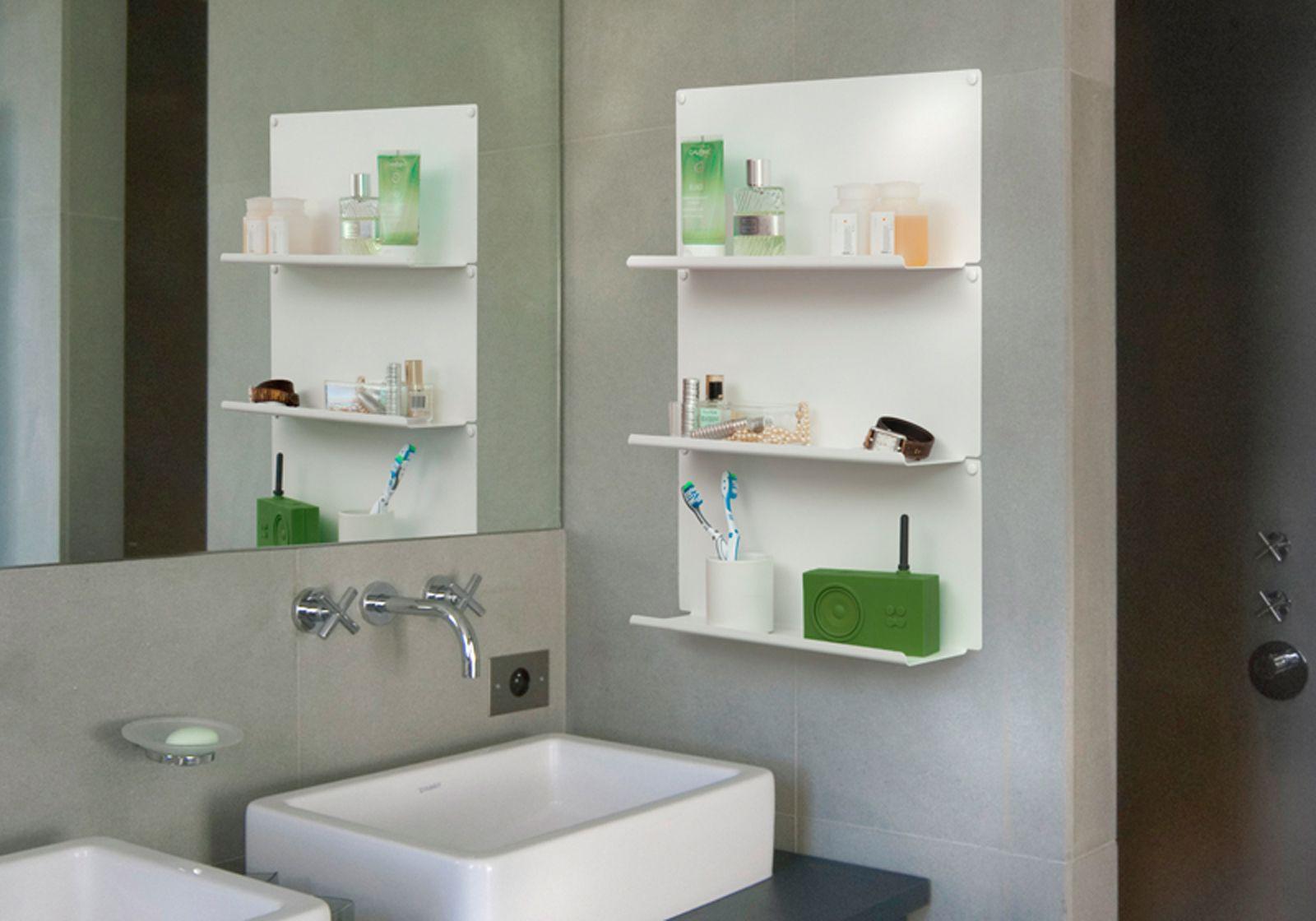 Рафтове за баня - видове