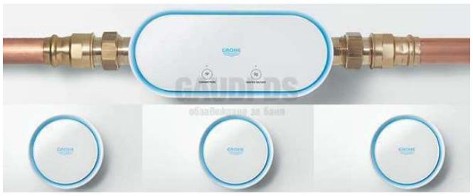 Smart Home сензори за теч