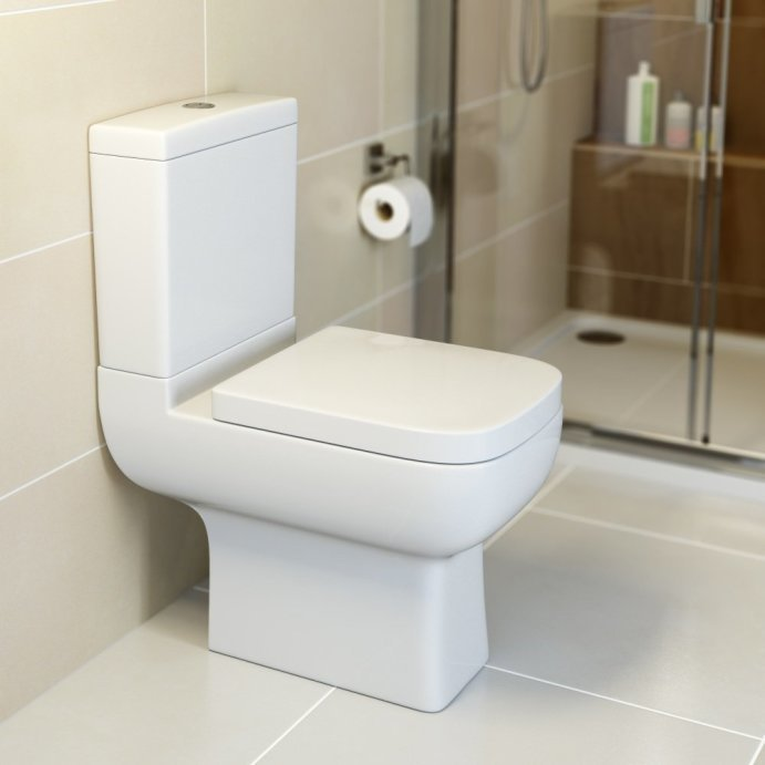 Как да премахнем минералните петна по тоалетната