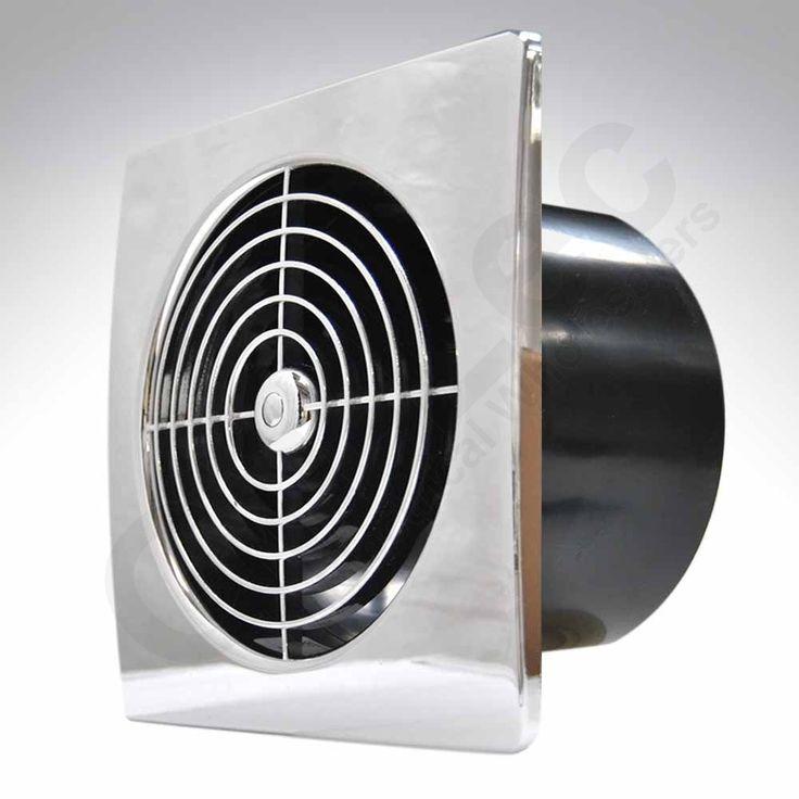 Вентилаторът за баня – решение за влагата